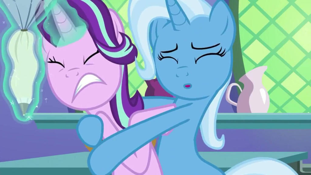 Not Now Trixie! by Octss