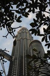 Petronas Tower by mahesanugroho