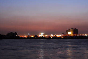 Around River Nile by mahesanugroho