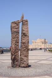 The Qaitbay Citadel by mahesanugroho