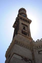 Mosque of Abu alAbbas alMursi by mahesanugroho