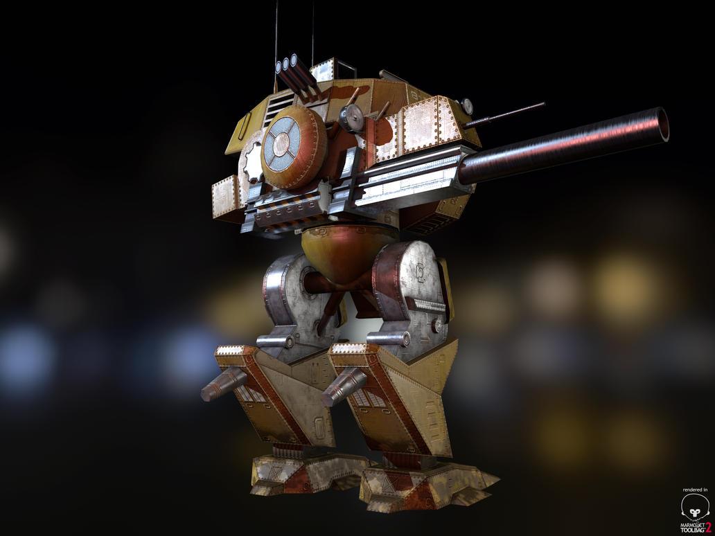 Tiberian Sun GDI Titan by Aircraftkiller