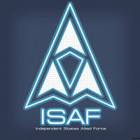 ISAF Logo by Aircraftkiller