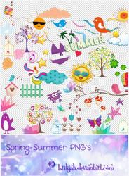 Spring-Summer PNG