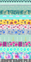 Cute pattern textures 2