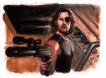 The name is 'Plissken'. Color