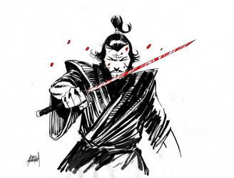 Musashi by Mooneyham