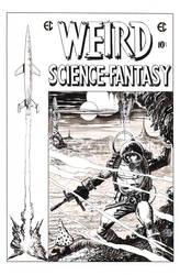WIERD SCIENCE-FANTASY by Mooneyham