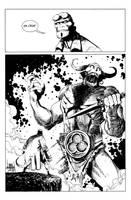 31 Days Of Hellboy by Mooneyham