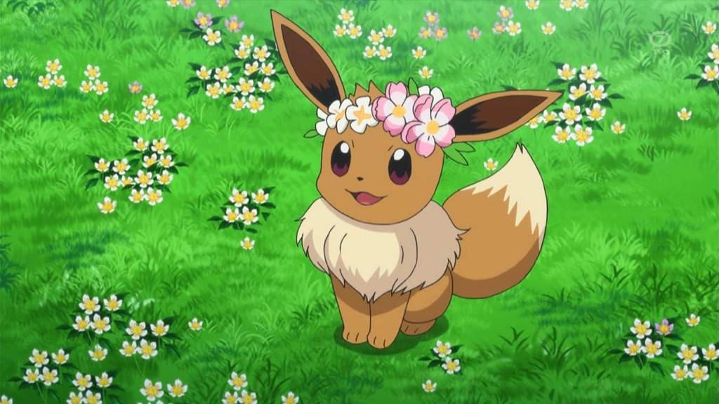 Cute Eevee By Cuteserena On Deviantart