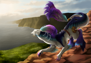 Early Morning Scouting by Cynicalove
