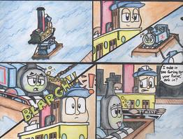 Comic: Wooziness by KD476