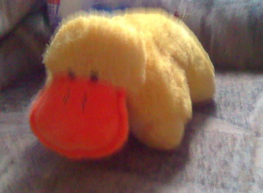 Mini Duck Pillow Pet By Vckyvldz On Deviantart
