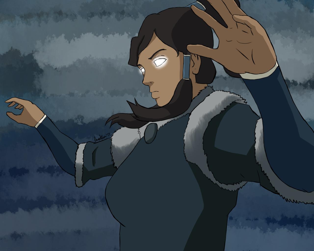 LoK: Avatar State by StarbuckViper on DeviantArt  Aang
