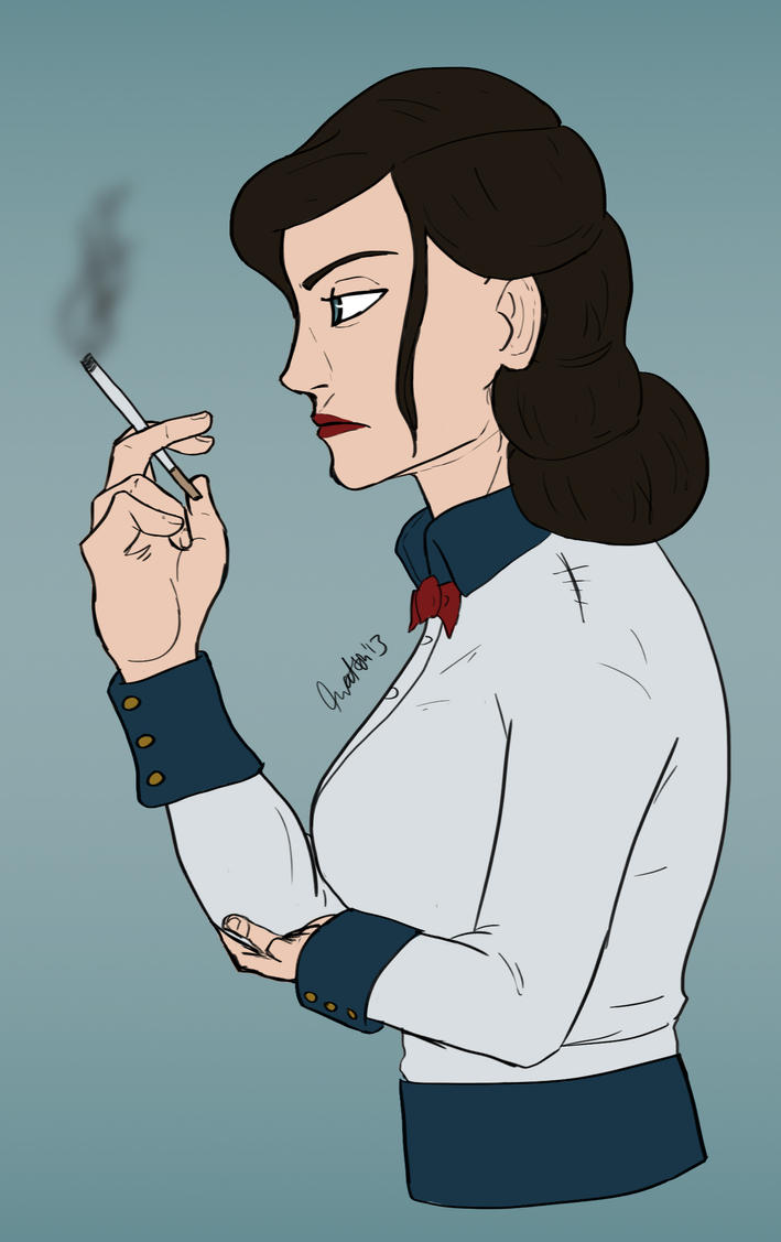 Elizabeth by StarbuckViper