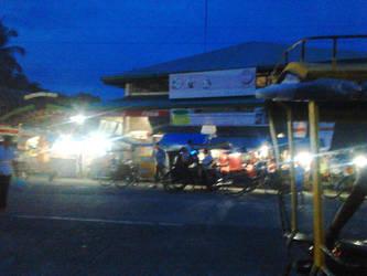 Night Market by Skyelher