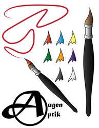 Class work -brush-