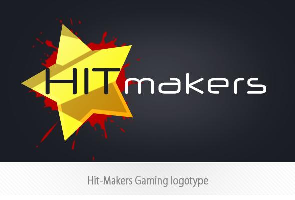 Hit-Makers Gaming Logotype
