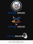 Virtual Mouse Gaming Logotype