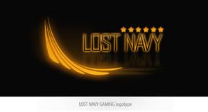 Lost Navy Gaming Logotype