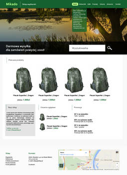 Website Mikado