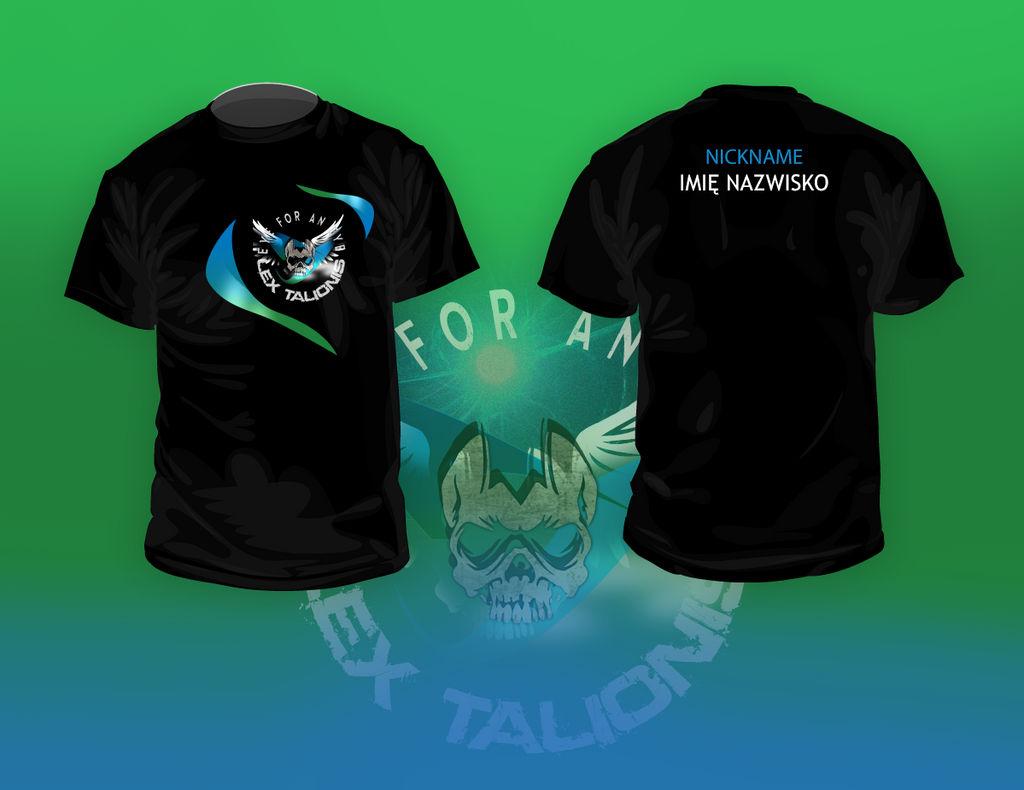 Shirt Project Lex Talonis