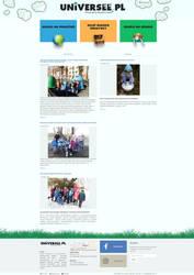 Website Universee