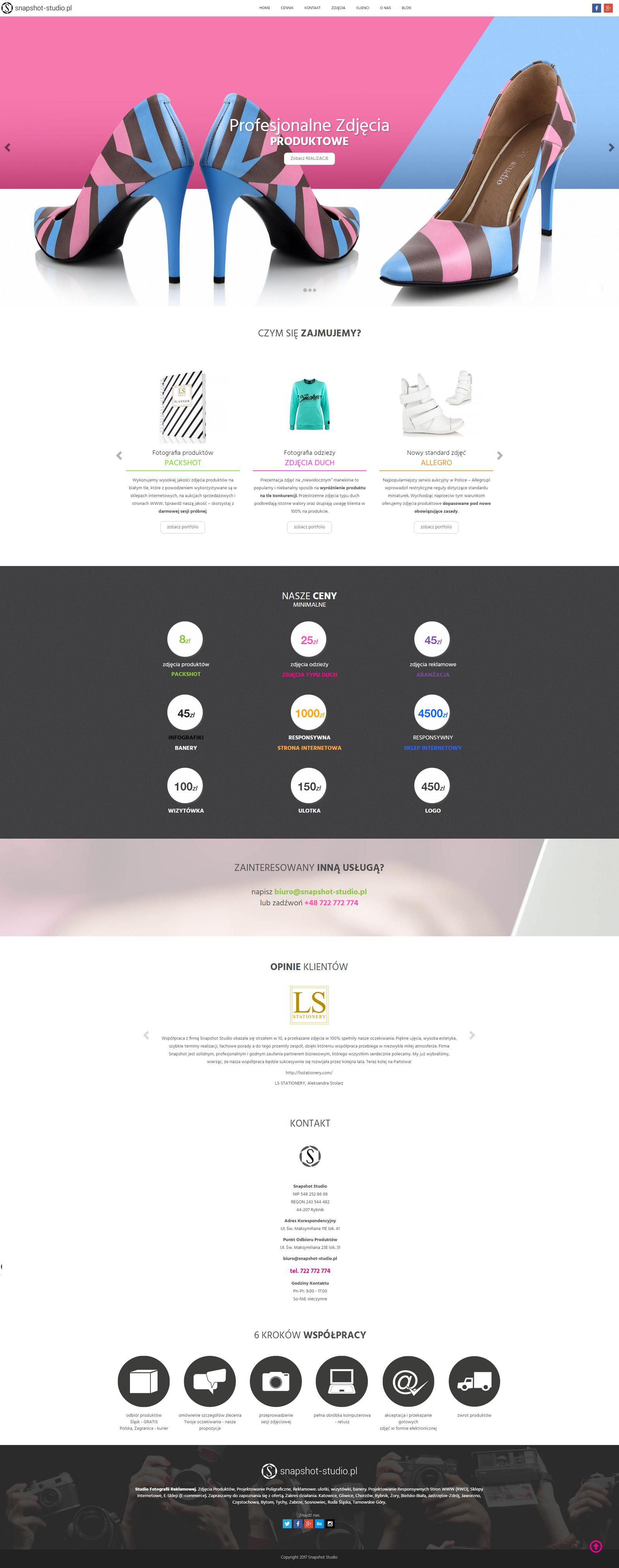 Website Snapshot Studio