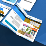 Indesign Company Offer Project