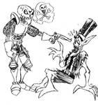 Medievil 2_Dan vs the Ripper