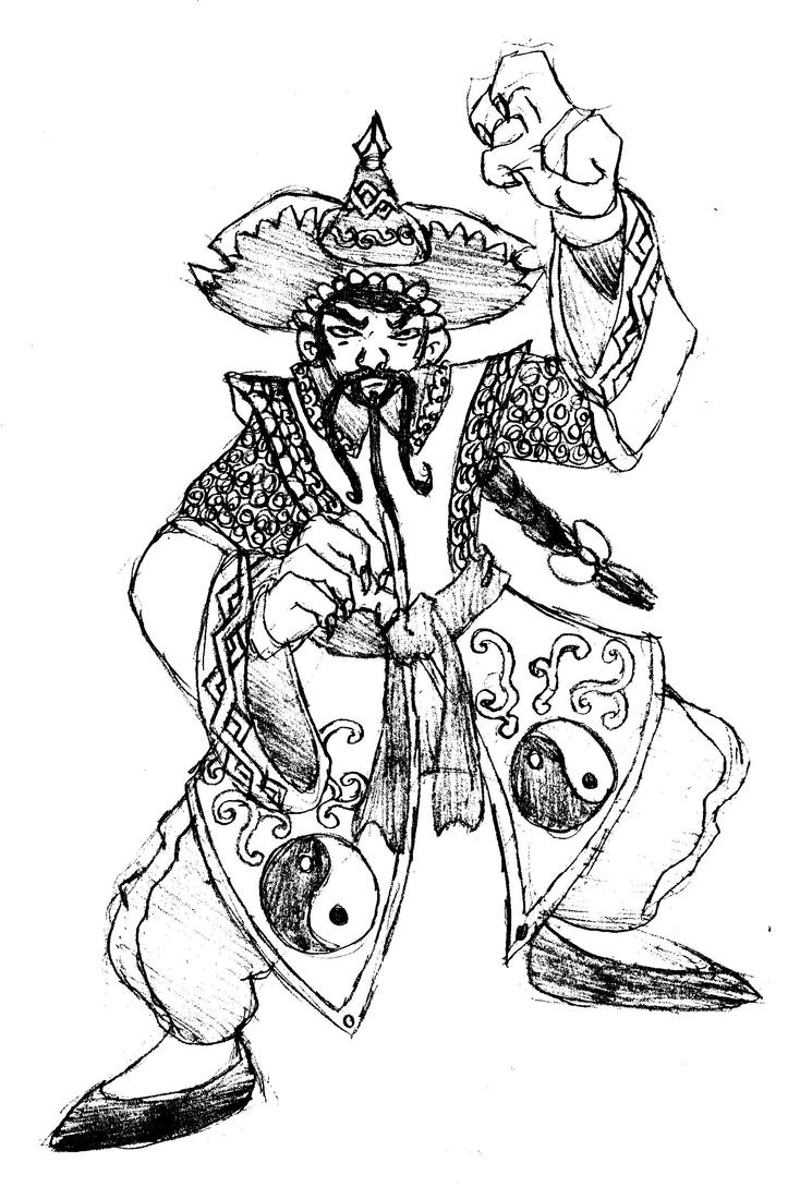 Japanese Pirate by Yuktopus