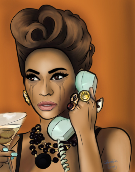 Beyonce by klaudia69