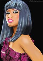 Nicki Minaj by klaudia69