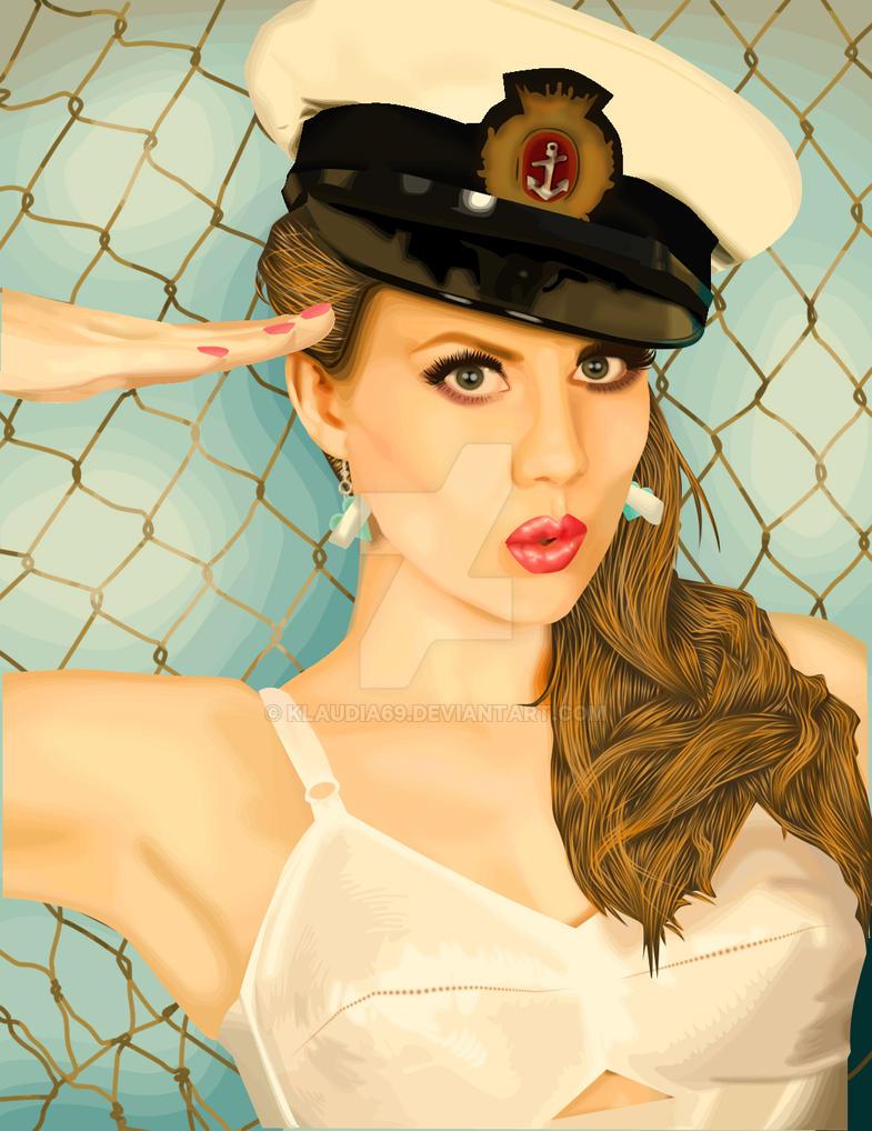 sailor girl vexel by klaudia69