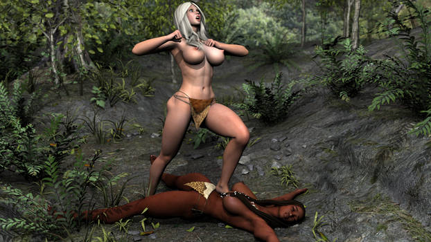 Jungle Fight Version 1, page 9 by avs3d