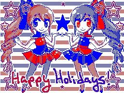 Happy Holidays 2010 by rap1993