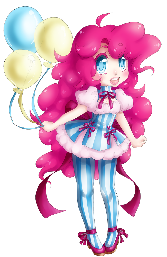 My Little Pony: Pinkie Pie by rap1993