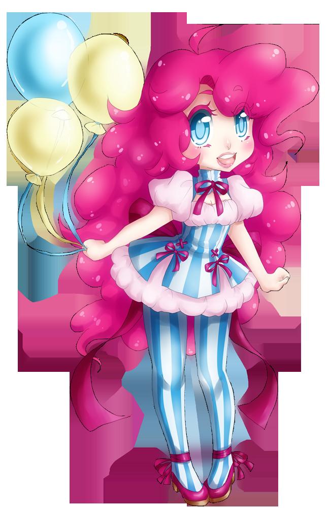 My Little Pony: Pinkie Pie by rap1993