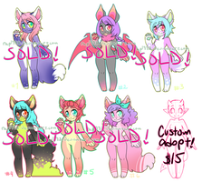 Furry Adopts CLOSED!