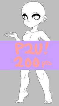 P2U Curvy Base 200pts/$2