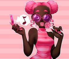 Bubblegum Pink Redux by rap1993