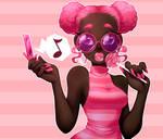 Bubblegum Pink Redux