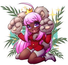 Koala Princess by rap1993