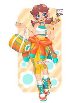 Casual Daisy