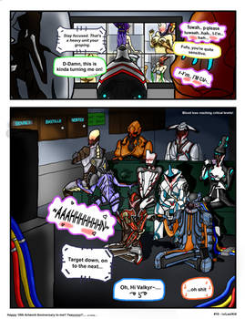 Warframe Shenanigans: Tenno Ingenuity (Part 4)