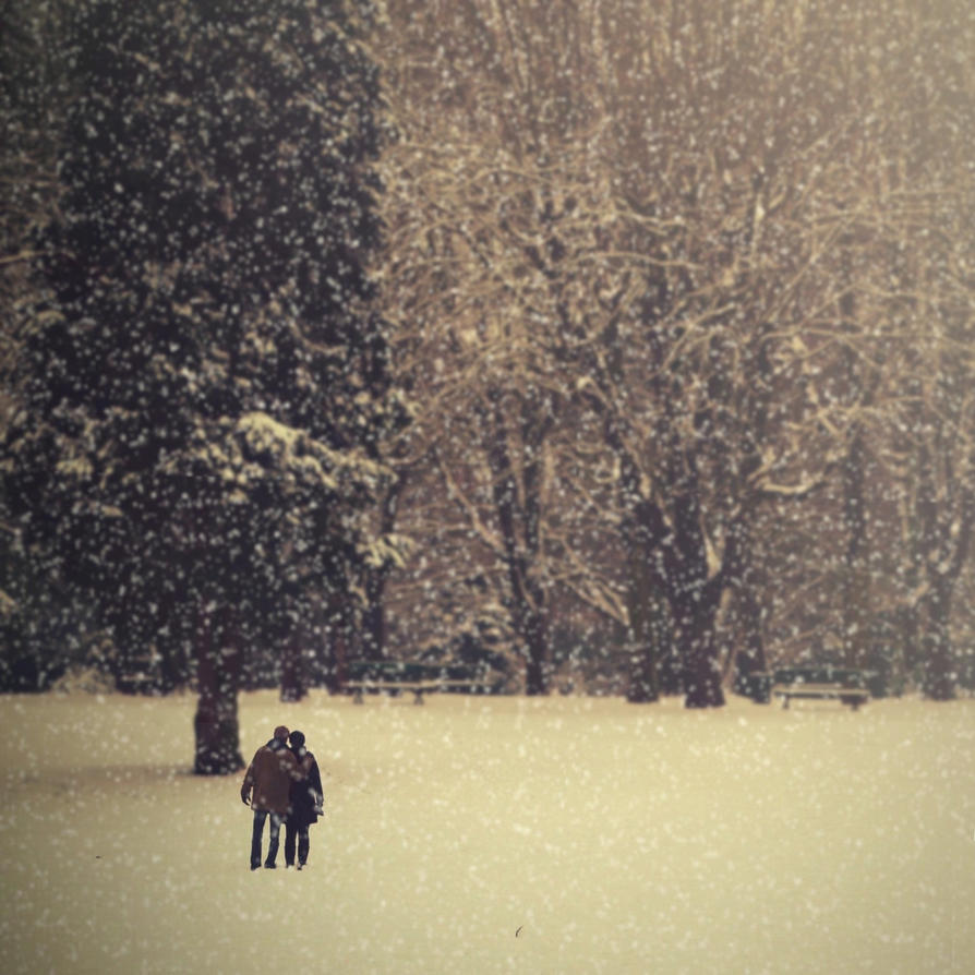 Love in the cold by anneclaires