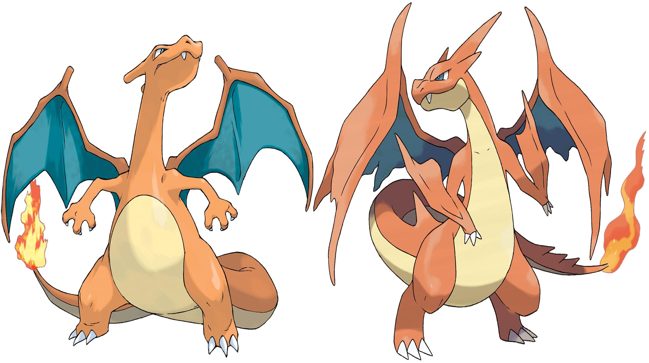 Mega Charizard | Pokémon: Mega Fakemon | Pinterest ... |Pokemon X And Y Mega Evolutions Charizard