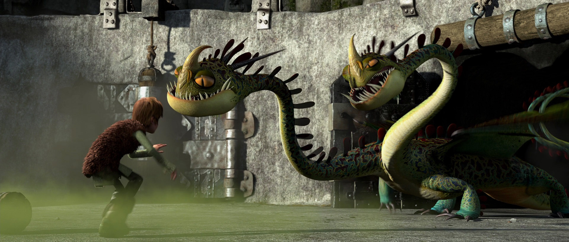 how to train your dragon gobber the belch wallpaper