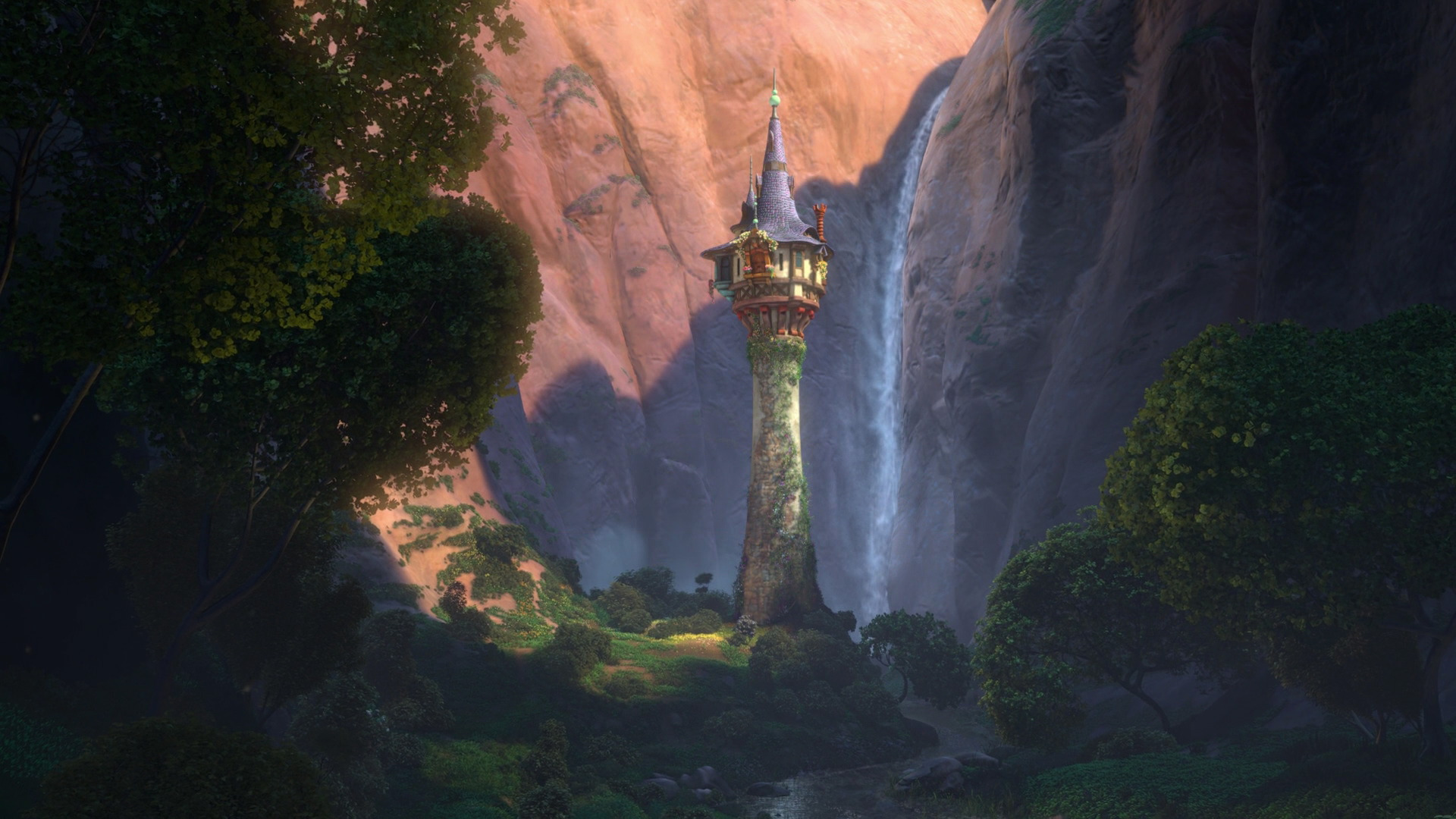 Rapunzel 39 s tower by frie ice on deviantart - Tangled tower wallpaper ...