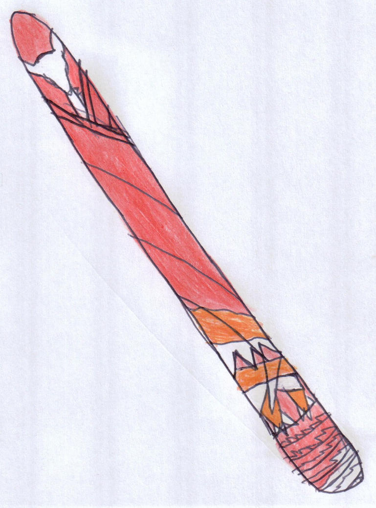 Torch Wand by Frie-Ice